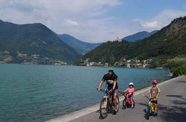 Vélo à Côme