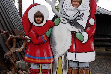Rovaniemi ou le paradis des enfants