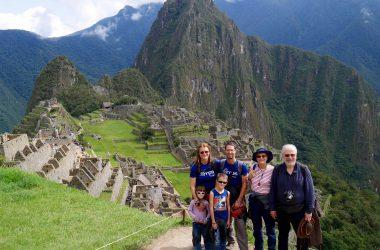 Vacances familiales à Cusco