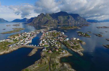Lumineuses, capricieuses, charmeuses: les îles Lofoten