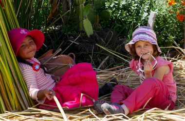 2 jours sur le lac Titicaca…
